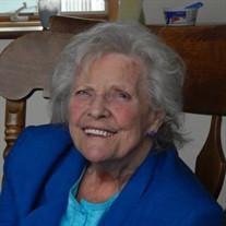 Marilyn J White