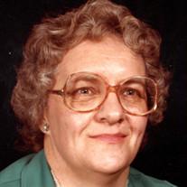 "Patricia ""Pat"" A. Cullison"