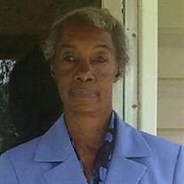 Mrs. Essie Dell Johnson