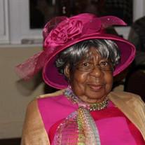 Mrs. Fannie Perkins