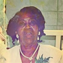 Mrs. Rosa Lee McCullough Williams