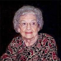 Cleo Miller Greer