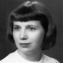 Dorothy Rood Saffran
