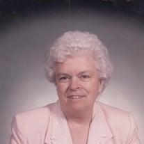 """Mrs. Geraldine """"Deanie"""" Clark"""