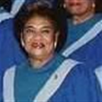 Mrs. Lannie Brown
