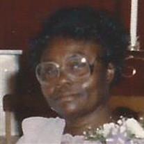 Mrs. Winnie B. Edwards-Hardy