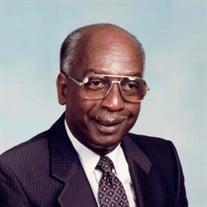 Rev. Garrett Brockman Grinstead, Jr.