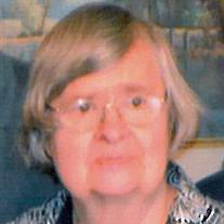 Patricia Jean (Mock) Lawrence