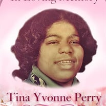 Ms. Tina Yvonne Perry