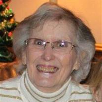 Elizabeth Frances Gregory