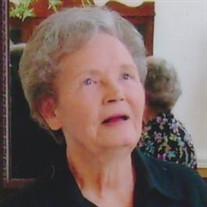 Flora Mae Dunlap Linton