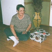 Mrs. Bonnie Maxine Pegram Wilkinson