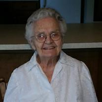 Bertha Marrian Norman