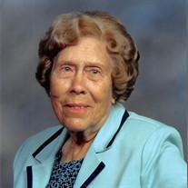 Mrs. Erline Gandy Teal