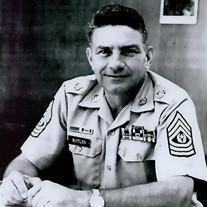 CSM (Ret) Jack D. Butler