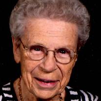 Winifred Martha Hartvigsen