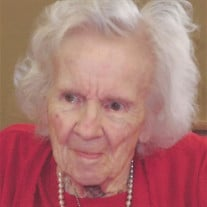 "Florence ""Betty"" Elizabeth Finch"