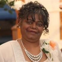 Miss Margaret Deloris Frazier