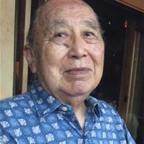 William Masanobu Nagafuchi