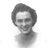 Mrs. Muriel O. Cushman