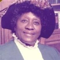 Reverend Thelma Watts Scurlock