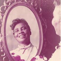 Mrs. Lucille Isabel Duncan