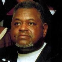 "Mr. Willie  James ""Goaty"" Shaw"