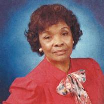 Mrs. Verdia Rhone