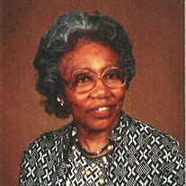 Mrs. Earneese Johnson