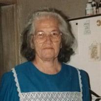 Frances Inez Reeves