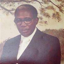 Rev. Ernest O. Simmons