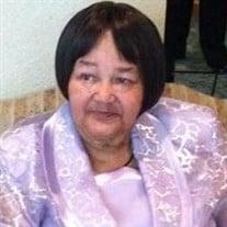 Mrs.  Walter Mae  Glover