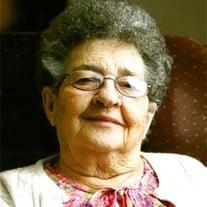 Vivian Maxine Hodson Betts