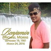 Benjamin M. Morris