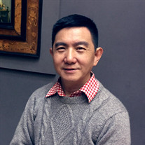 Mr Weizhou  Jin