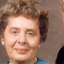Mrs. Frances Lela Allen Stewart