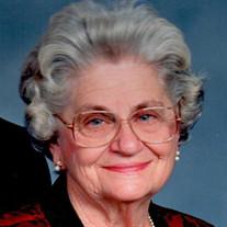 Clara Vackar