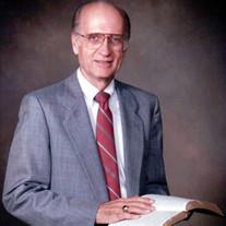 Dr. James Ellis Leonard