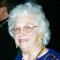 June White Benson Powell