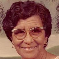 Manuela R. Delgado
