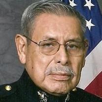 Capt. Roberto P. Mauricio, USMC (Ret.)