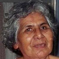 Anastacia C. Mendoza