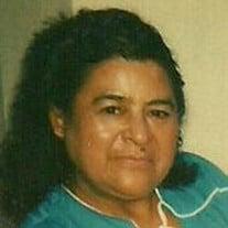 Pascuala F. Yanez