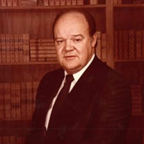 Rev. William H. (Bill) Horner, Sr.