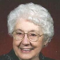 Hilda Lilly Martha Burroughs