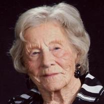"""Margaret """"Mickey"""" Martha Kletke"""