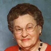 Cleo Merle Redgate