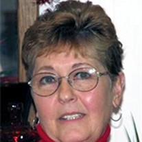 Martha Lewis Woolley