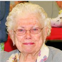Sister Jane Frances Geipe, SSND