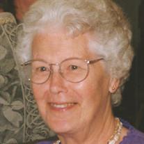Inez M. Burmeister